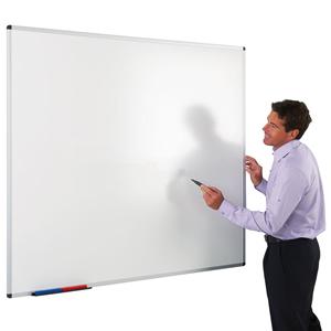 Aluminium Framed Drywipe Whiteboards