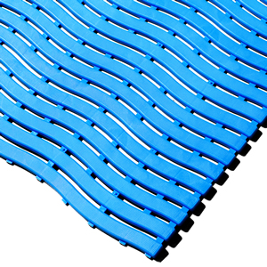 Anti-bacterial Kumfi Step Leisure Mat per Metre