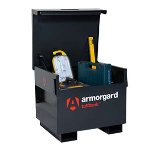 Armorgard TuffBank Site Box Storage Chest