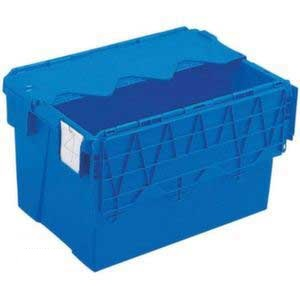Attached Lid Containers / Distribution Containers