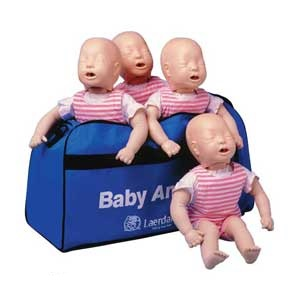 Baby Anne CPR Training Manikins