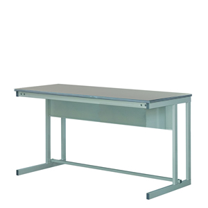 Cantilever Workbench with Norastat Worktop