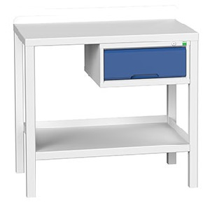 Bott Welded Benches with Drawers