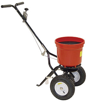Broadcast Salt Spreader
