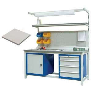 BS Heavy Duty Benches with Laminate Top