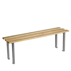 Club Round Frame Mezzo Changing Room Benches & Deep Benches