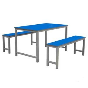 Canteen Furniture Table and Bench Seating