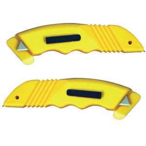 Case Cutters with retractable blade (pk5)