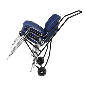 Chair Trolley for Stacking Chairs with FREE UK Delivery