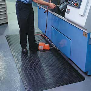 Checkplate Anti Fatigue Matting