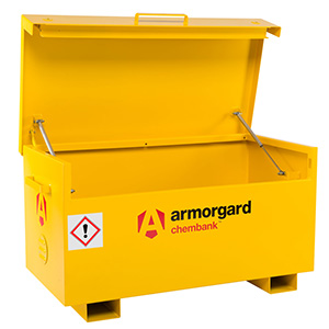 Armorgard ChemBank Chemical Storage Chests