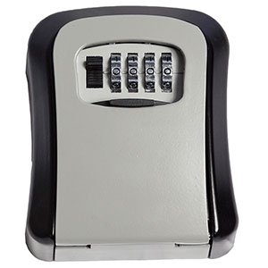 Combination Wall Mounted Key Safe