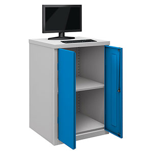 Compact Computer Workstation
