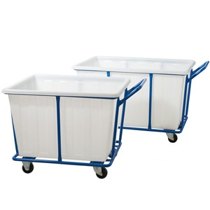 Container Trolleys with handles