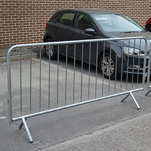 Metal Crowd Control Barriers