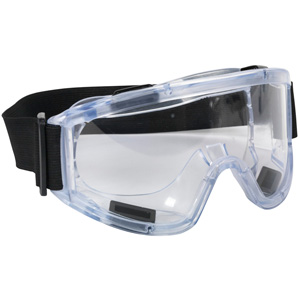 PPE Deluxe Safety Goggles in Packs of 4 with Fast UK Delivery