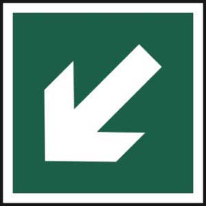 Diagonal Arrow Symbol Sign