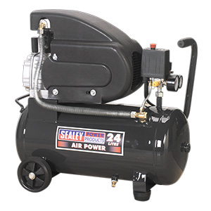 Direct Drive 2hp Air Compressors with FREE UK Delivery
