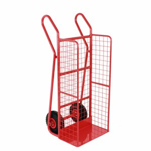 Distribution Sack Truck with Mesh Back and Sides