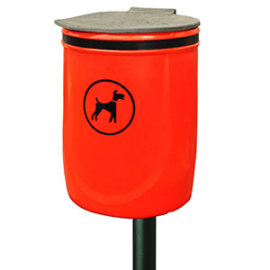 Dog Waste Bin with FREE UK Delivery and Price Promise