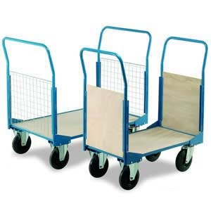 Double Ended Veneer Trolleys