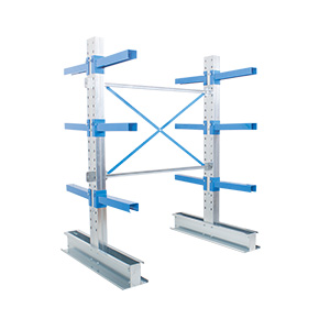 Double Sided Cantilever Racking with FREE UK Delivery