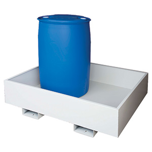 Drum Rack and Sump, compatible with Drum Storage Shelters