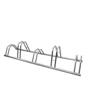 Dual Height Jumbo Cycle Racks