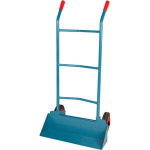 Economy Chair Carrier, cushion tyres, 200kg cap.