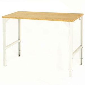 Economy Pedestal Workbenches, 1200 or 1800mm Long
