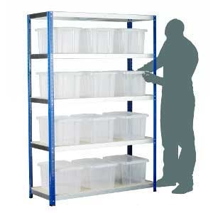 Ecorax - Topbox Shelving Units