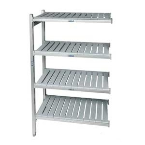 Eko Fit Aluminium Shelving Add-On Bays