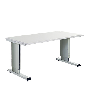 Height Adjustable ESD Protected Workbench WB