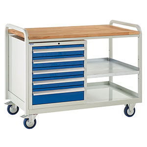 Euroslide Mobile Tool Trolley Kits