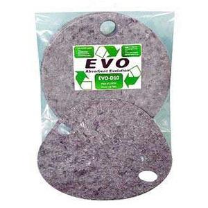 EVO Drum-top Absorbent Pads