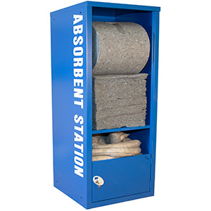 EVO Recycled® Universal Absorbent Station