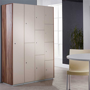 Executive Office Lockers
