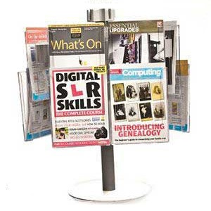 Expanda-stand Counter Top Literature Displays
