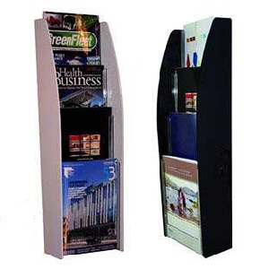 Expanda-stand Wall Mounted Wall Displays