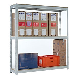 Express Delivery Heavy & Standard Duty Shelving Bays