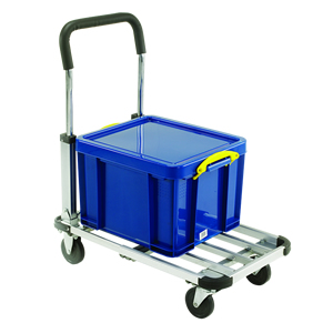 Extendable Folding Aluminium Trolleys