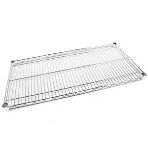 Eclipse Chrome Wire Shelving Extra Shelf