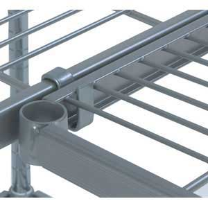 Extra Shelves for Airdeck Nylon Wire Shelving Bays
