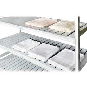 Extra Shelves for Eko Fit Aluminium Shelving
