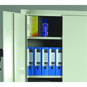 Steel General Storage Cupboards, 600mm Deep