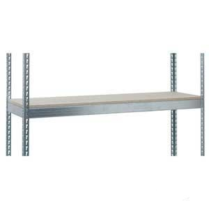 Heavy Duty Galvanised Shelving - Extra Shelves