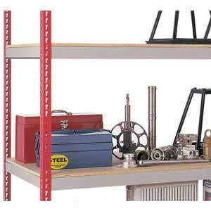 Just Shelving - Heavy Duty Extra Shelves
