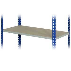 Extra Shelves for J Rivet Medium Duty Industrial Shelving Bays