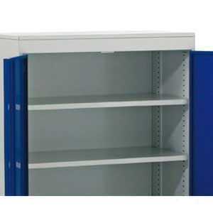 Extra Shelves & Accessories for Standard Steel & Security Cupboards