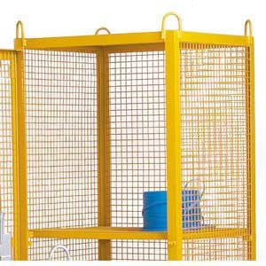 Wire Mesh Security Cages - Extra Shelves